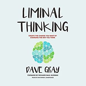 Liminal Thinking Audiobook Cover