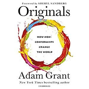 Originals Audiobook Cover