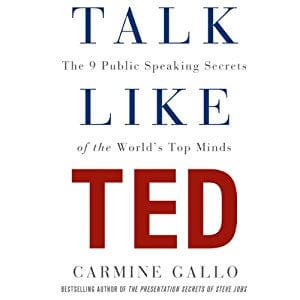 Talk Like Ted Audiobook Cover