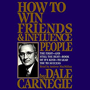 How to win Friends Audiobook Cover