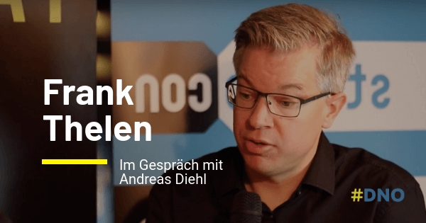 Frank Thelen im Interview