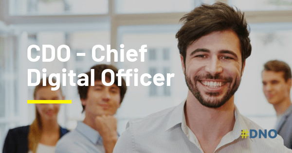CDO-Chief Digital Officer