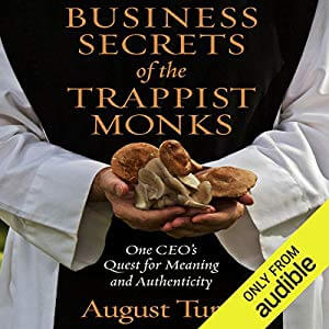 Business Secrets ot the trappist Monks Hörbuch