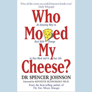 Johnson: Who moved my cheese